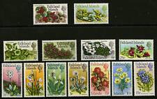 Falkland Islands  1972  Scott # 210-222  Mint Never Hinged Set