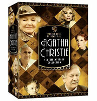 Agatha Christie Classic Mystery Collection DVD 8-Disc Gift Box Set   NEW