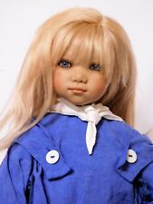 "2002 Miki Kinder Collection by Annette Himstedt 28"" (71cm)_Le 377_No Box w Coa"