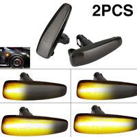 Pair Turn Signal Lamp Fender Lights For Hyundai i30 2008-2011