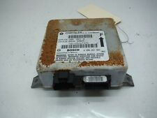 2000 DODGE CARAVAN A/T AIR BAG MODULE 04686256 OEM 1996 1997 1998 1999