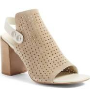 Rag & Bone Stucco Suede Leigh Open Toe Sandals Women's Size EUR 35 US5 NWB