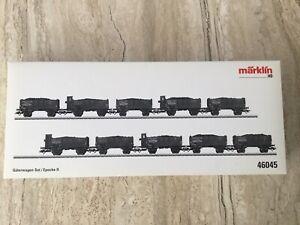 Märklin 46045 Güterwagenset DRG