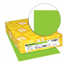 Astrobrights Colored Paper 8 12 X 11 Inches 24 Lb Martian Green 500 Sheets