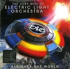 ELECTRIC LIGHT ORCHESTRA ALL OVER THE WORLD: THE VERY BEST OF DOPPIO VINILE LP