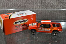 2001 Matchbox Matchbox Toy Show Ford Explorer Sport Trac NIP