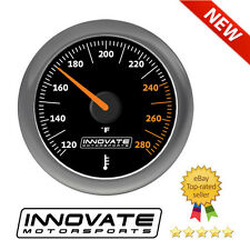 INNOVATE ANALOG MTX-A Oil / Water Temperature 120-280 F Gauge 3861