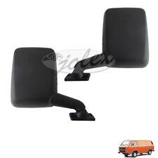 Spiegel Außenspiegel rechts+links Set Satz Paar VW T2 T3 Bus Bulli 79-92 NEU