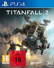Titanfall 2-ps4 Playstation 4 Jeu-Neuf NEUF dans sa boîte-Uncut-Deutsche jeu langue!