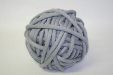 2kg Coloured Merino felted super chunky Nundle wool vine knitting Grey