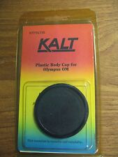 KALT BODY CAP FOR OLYMPUS OM BODY - BRAND NEW