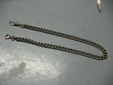 Chain 14.5'' Excellent Original Vintage Watch Fob Pocket