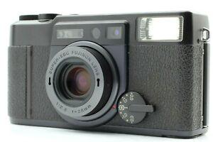 【 MINT++ 】FUJIFILM FUJI KLASSE W Black Film Camera 28mm f/ 2.8 Lens From JAPAN