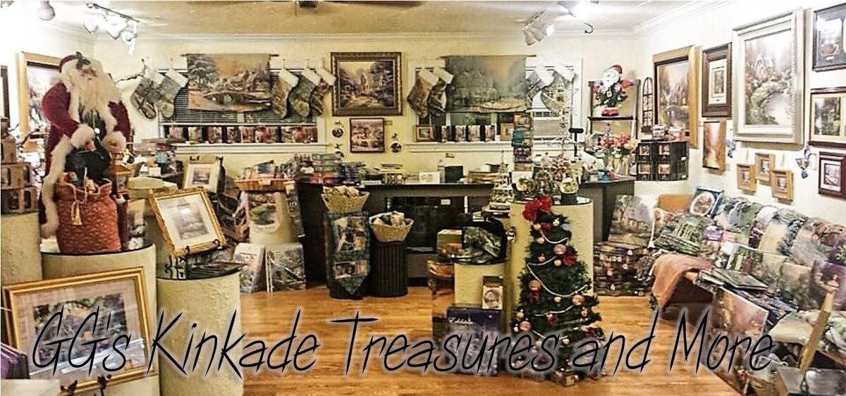 GG s Kinkade Treasures and More