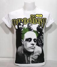 Prodigy Men T-Shirt Punk Electronica Big Beat Dance Rave Hardcore Rock Band M