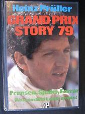 Peters' Book Grand Prix Story 79 Fransen, Sjeiks, Ferrari Heinz Prüller (Ned)