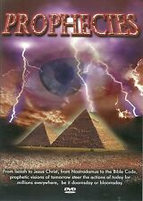 PROPHECIES DVD - FROM ISAIAH TO JESUS CHRIST, FROM NOSTRADAMUS TO THE BIBLE CODE