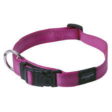 Rogz Dog Collar Utility Side Release Lumberjack Utility X-Large 17in-29in Pink