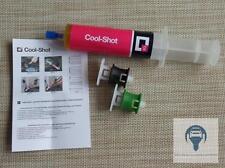 Cool Shot Leistungsverstärker Kälte Klimaanlagen + Adapter R134a und R1234yf