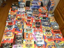 (100) CAR LOT Hot Wheels 1/64 & 1/43 NASCAR PETTY DALE EARNHARDT JR ELVIS FORCE