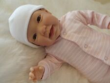 Happy Girl Reborn Handmade Realistic Doll Fake Baby Lifelike UK Seller # GZRS