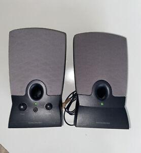 Dell Harman Kardon Multimedia PC Speakers 2-Piece AC Adapter 6W Volume 6941V