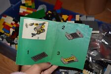 LEGO 9.5 LBS mechanical classic rare huge  Pieces little lego people
