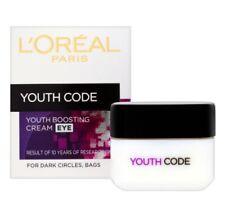 3 X L'b Youth Code Jugend Verstärkung Augencreme 15ml