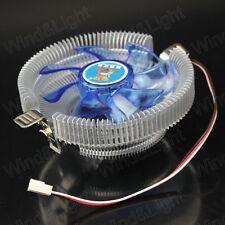 New Original Intel Socket LGA 775 1156 CPU Cooling Fan  3 Pin Heatsink Cooler