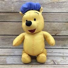"""2001Fisher Price Winnie the Pooh """"Sham-Pooh"""" Bath Tub Bathing Plush"""