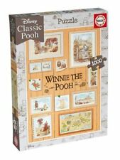 Disney WINNIE THE POOH PHOTO FRAME 1000 piece Jigsaw PUZZLE Photoframe