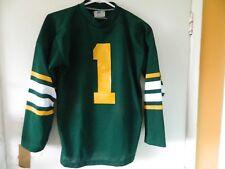 1970s Edmonton Eskimos jersey by MASKA Superfil size Boys Lg excellent condition