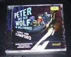 PETER UND DER WOLF IN HOLLYWOOD ERZÄHLT VON CAMPINO CD NEU & OVP