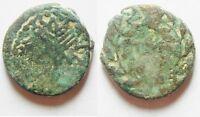 ZURQIEH -aa308- Judaea. Herodian dynasty. Herod Antipas (4 BC - 39 AD).