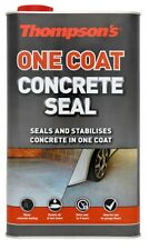 Thompsons One Coat Concrete Seal 5 Ltr Seals And Stabilisers