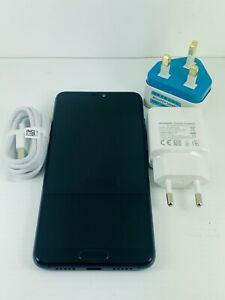 "Huawei P20 5.8"" EML-L29 Dual Sim 20.0 MP 128-GB 4-GB Smartphone Unlocked (Black)"