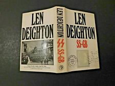 "LEN DEIGHTON ""SS-GB"" FIRST EDITION 1978 HB/DJ"