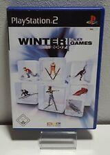 RTL Winter Games 2007 für Playstation 2 PS2,   A9066