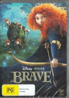 BRAVE - DISNEY - NEW & SEALED REGION 4 DVD FREE LOCAL POST