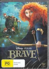 BRAVE - DISNEY - NEW & SEALED REGION 4 DVD FREE LOCAL POST