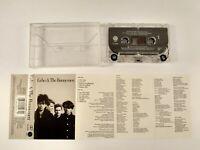 Echo & The Bunnymen, cassette tape