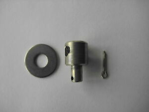 CLEVIS SUIT HEAVY DUTY 43C CONTROL CABLE . SKI /  CRUISER / YACTH / MACHINERY