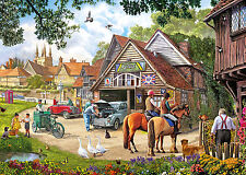 Gibsons - 1000 PIECE JIGSAW PUZZLE - Afternoon Amble