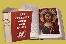 Das Atlantis buch der Kunst Atlantis Verlag Zurigo Arte figurativa scultura