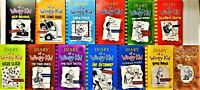 Diary of a Wimpy Kid Complete Collection 13 Books Set,The Gateway,Old School-New