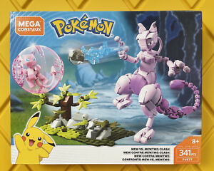 Mega Construx - Pokemon Mew vs Mewtwo Clash Building FVK77