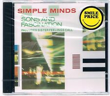 SIMPLE MINDS SONS AND FASCINATION  CD F.C . SIGILLATO!!!