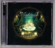 2CD: Nightwish - Decades (1996-2015) (rare USA Jewel Case Version)