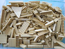 LEGO TAN 1/4 lb Bulk Lot of Bricks Plates Specialty Parts Pieces Pounds