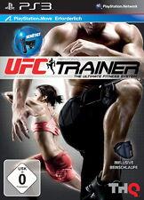 UFC entrenadores personales (Sony PlayStation 3, 2011)